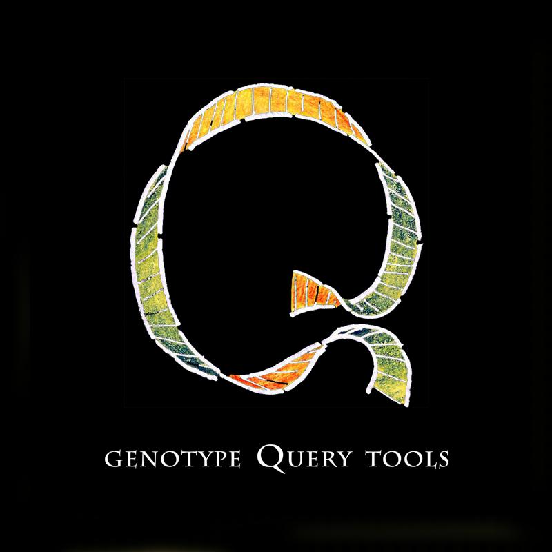 Genotype Query Tools - GQT